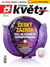 Týdeník Květy 10/2019