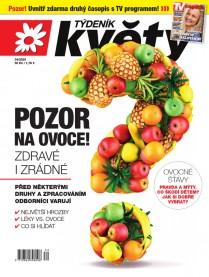 Týdeník Květy 34/2020