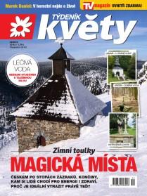 Týdeník Květy 49/2018