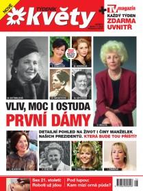 Týdeník Květy 45/2017