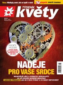 Týdeník Květy 48/2018