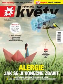 Týdeník Květy 15/2018