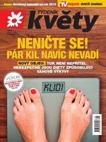Týdeník Květy 1/2019
