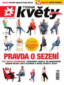 Týdeník Květy 35/2019