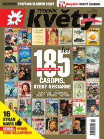 Týdeník Květy 45/2019