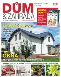 Dům a zahrada 7/2021