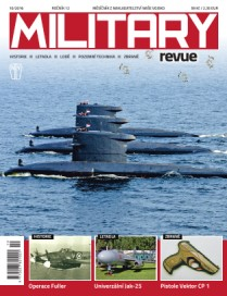 Military revue 10/2016