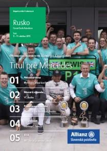 Magazín F1 12/2015