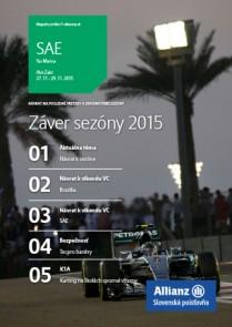 Magazín F1 14/2015