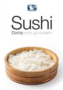 Sushi doma, krok za krokem