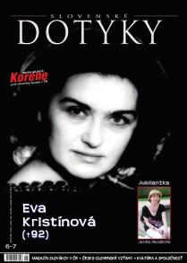 SLOVENSKÉ DOTYKY 6-7/2020