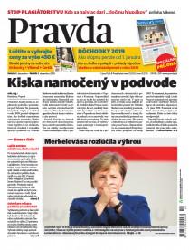 Denník Pravda 8. 12. 2018