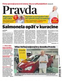 Denník Pravda 20. 6. 2019