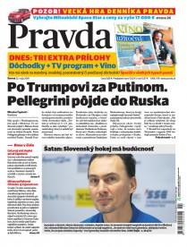 Denník Pravda 23. 5. 2019