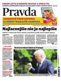 Denník Pravda 19.5.2017