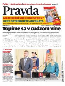 Denník Pravda 19. 6. 2019