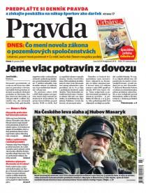 Denník Pravda 23. 1. 2019