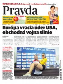 Denník Pravda 21. 6. 2018