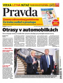 Denník Pravda 26. 8. 2019