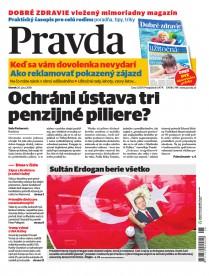 Denník Pravda 26.6.2018