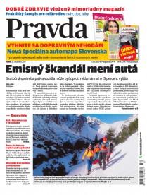 Denník Pravda 27.12.2017