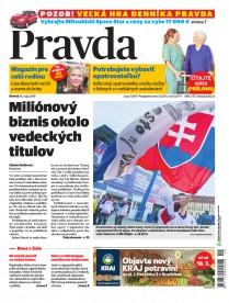 Denník Pravda 16. 5. 2019