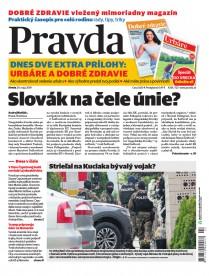 Denník Pravda 29. 5. 2019