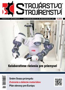 STROJÁRSTVO/STROJÍRENSTVÍ 11/2020