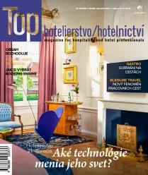 Top hotelierstvo/hotelnictví jar/leto 2018