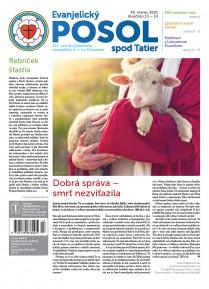 Evanjelický POSOL spod Tatier 13-14-2021