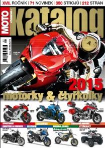Motohouse katalog motocyklů 2015