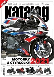Motohouse Katalog motocyklů a čtyřkolek 2021