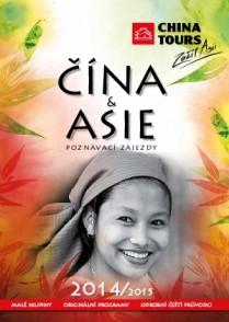 Čína a Asie 2014