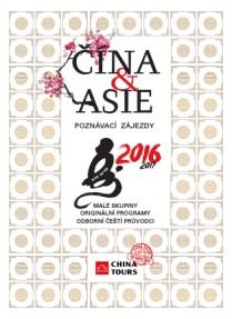 Čína a Asie 2016