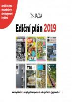 Edičný plán JAGA MEDIA 2019