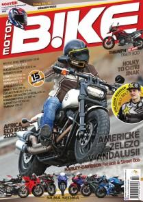 Motorbike - 03/2020