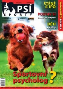 Psí sporty 3/2017