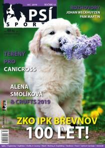 Psí sporty 3/2019