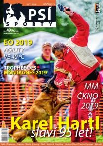 Psí sporty 5/2019