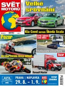 Svět motorů - 33-201930