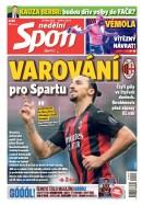 Nedělní Sport - 18.10.2020