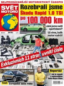 Svět motorů - 25/2019