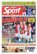Nedělní Sport - 25.8.2019