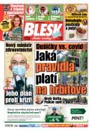 Blesk - 30.10.2020