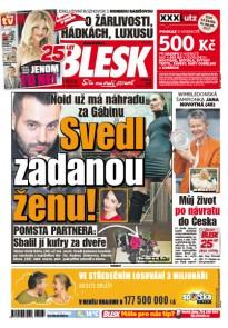 Blesk - 21.4.2017