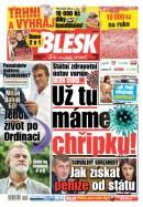 Blesk - 26.9.2020
