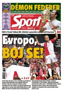 Sport - 17.7.2017