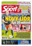 Nedělní Sport - 14.1.2018
