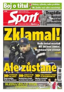 Sport - 20.5.2017