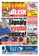 Blesk - 16.9.2019